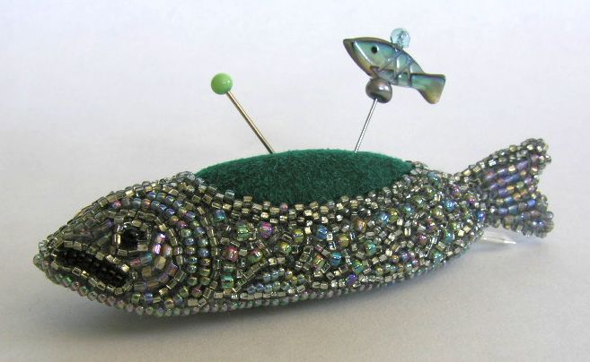 Fish Pincushion 1