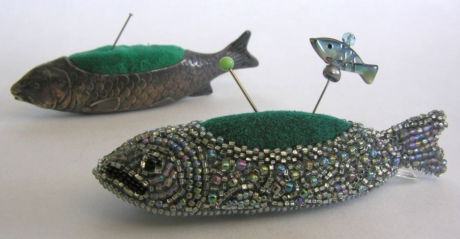 Fish Pincushion 2